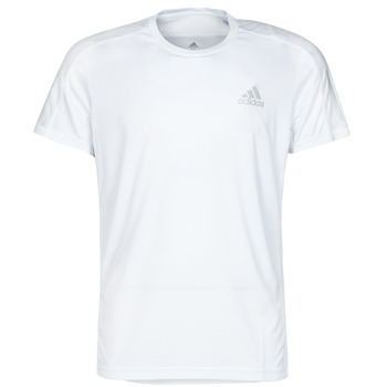 Clothing Men Short-sleeved t-shirts adidas Performance OWN THE RUN TEE White