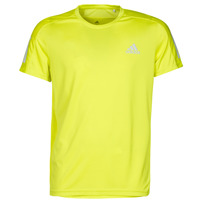 Clothing Men Short-sleeved t-shirts adidas Performance OWN THE RUN TEE Yellow