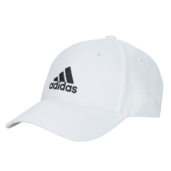 Clothes accessories Caps adidas Performance BBALL CAP COT White