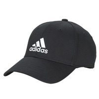 Clothes accessories Caps adidas Performance BBALL CAP COT Black