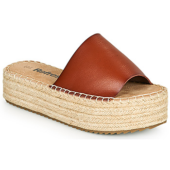 Shoes Women Mules Refresh ETINNA Camel