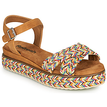 Shoes Women Sandals Refresh TOPPA Multicolour