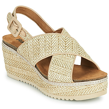 Shoes Women Sandals Refresh AMELA Beige