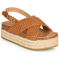 Shoes Women Sandals Refresh FLORA Camel