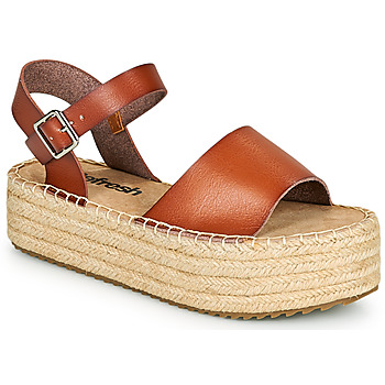 Shoes Women Sandals Refresh CASSANDRA Camel