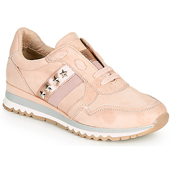 Shoes Women Low top trainers Refresh FILENA Pink