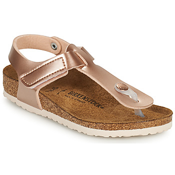 Shoes Girl Flip flops Birkenstock KAIRO HL Pink