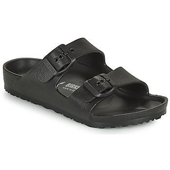Shoes Children Mules Birkenstock ARIZONA EVA Black
