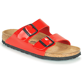 Shoes Women Mules Birkenstock ARIZONA Red