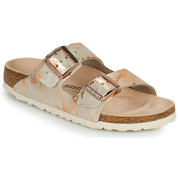 Shoes Women Mules Birkenstock ARIZONA Gold