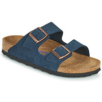 Shoes Women Mules Birkenstock ARIZONA SFB Blue