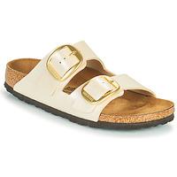Shoes Women Mules Birkenstock ARIZONA BIG BUCKLE White