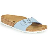 Shoes Women Mules Birkenstock MADRID Blue