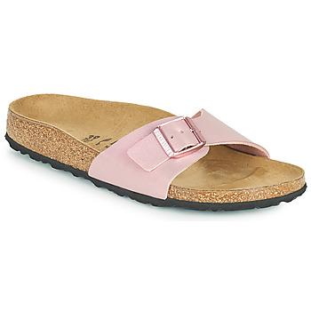 Shoes Women Mules Birkenstock MADRID Purple