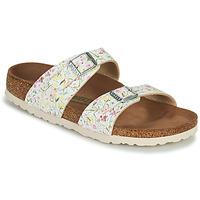 Shoes Women Mules Birkenstock SYDNEY White