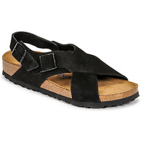 Shoes Women Sandals Birkenstock TULUM SFB Black