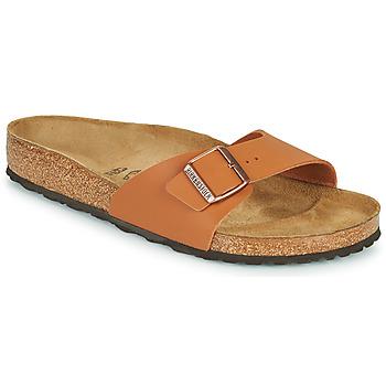 Shoes Men Mules Birkenstock MADRID Brown
