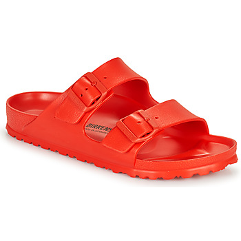 Shoes Women Mules Birkenstock ARIZONA EVA Red