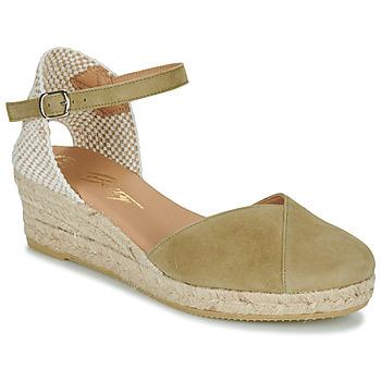 Shoes Women Sandals Betty London INONO Kaki