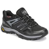 Shoes Men Walking shoes The North Face HEDGEHOG FUTURELIGHT Black / Grey