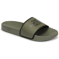 Shoes Men Sliders The North Face BASE CAMP SLIDE III Kaki / Black