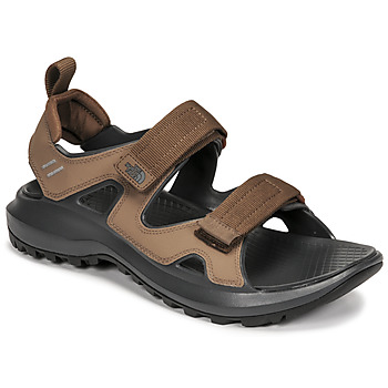 Shoes Men Outdoor sandals The North Face HEDGEHOG SANDAL III Brown