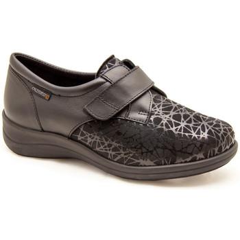 Shoes Women Derby Shoes & Brogues Calzamedi DIABETIC ELASTIC  SHOES BLACK