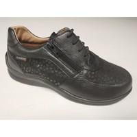 Shoes Women Derby Shoes & Brogues Calzamedi SHOES  DIABETIC 0751 BLACK