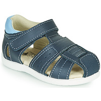 Shoes Boy Sandals Citrouille et Compagnie OLISS Blue