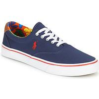 Shoes Men Low top trainers Polo Ralph Lauren THORTON-SNEAKERS-VULC Marine