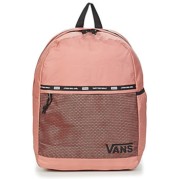 Bags Women Rucksacks Vans WM PEP SQUAD II BACK Pink / Dawn