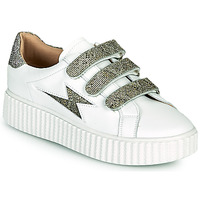 Shoes Women Low top trainers Vanessa Wu BK2231AN White / Grey