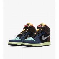 Shoes Low top trainers Nike Air Jordan 1 High