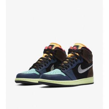 Shoes Hi top trainers Nike Air Jordan 1 High