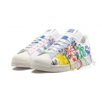 Shoes Low top trainers adidas Originals Superstar x Sean Wotherspoon White/Off-White