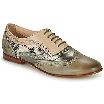 Shoes Women Derby Shoes Melvin & Hamilton SONIA 1 Grey