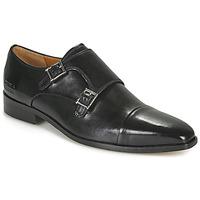 Shoes Men Brogues Melvin & Hamilton LANCE 1 Black
