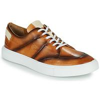 Shoes Men Low top trainers Melvin & Hamilton HARVEY 15 Brown