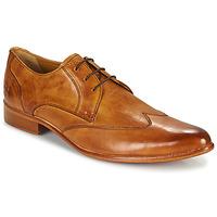 Shoes Men Brogues Melvin & Hamilton TONI 2 Brown