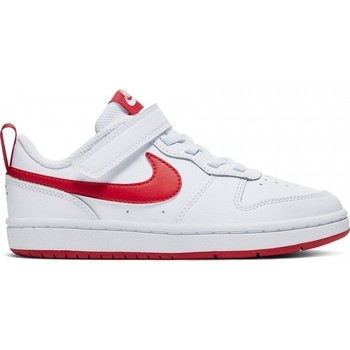 Shoes Children Low top trainers Nike COURT BOROUGH LOW 2 BQ5451 White