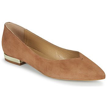Shoes Women Flat shoes JB Martin VERONICA Brown
