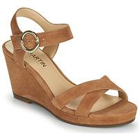Shoes Women Sandals JB Martin QUERIDA Brown