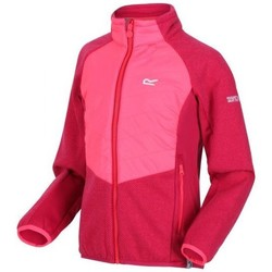Clothing Children Fleeces Regatta Kids' Elter Full Zip Stretch Fleece Pink