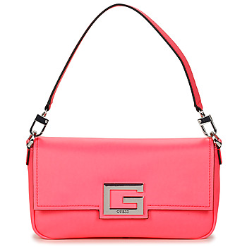 Bags Women Small shoulder bags Guess BRIGHTSIDE SHOULDER BAG Pink