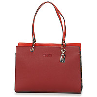 Bags Women Small shoulder bags Guess ISLA ELITE CARRYALL Red / Multicolour