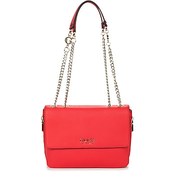 Bags Women Small shoulder bags Guess G CHAIN CONVERTIBLE XBODY FLAP Red