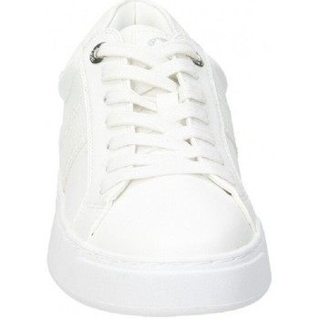 Shoes Women Low top trainers MTNG Neon 69213 White