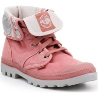 Shoes Women Mid boots Palladium Pallabrouse Baggy Pink