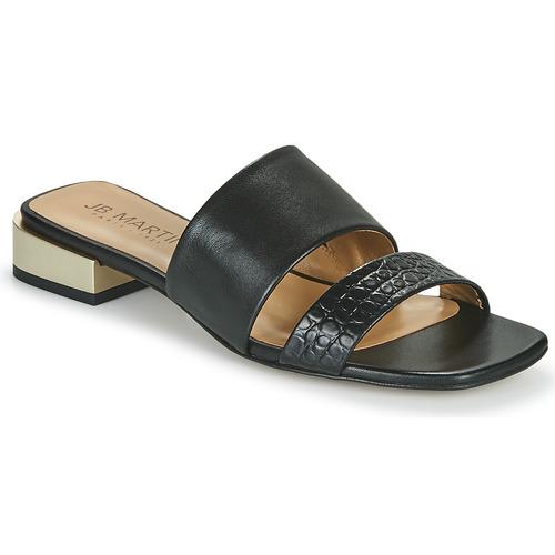 Shoes Women Mules JB Martin HELIAS Black
