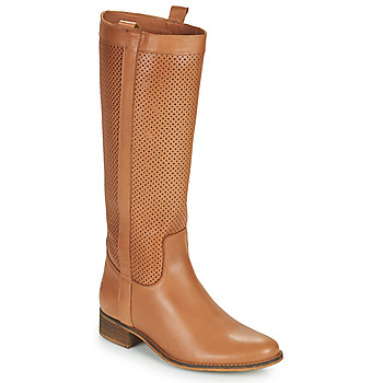 Shoes Women High boots Betty London ONEVER Cognac